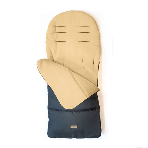Stroller Bunting Blanket (Biege)