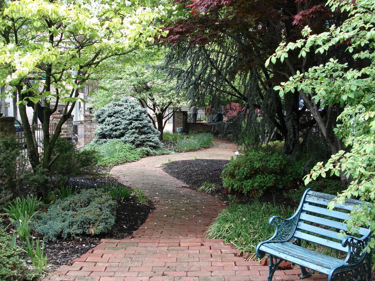 Downtown Pocket Park