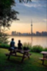 Enjoy Toronto island BBQ,Catch the excitement aboard Reel addiction sport fishing,