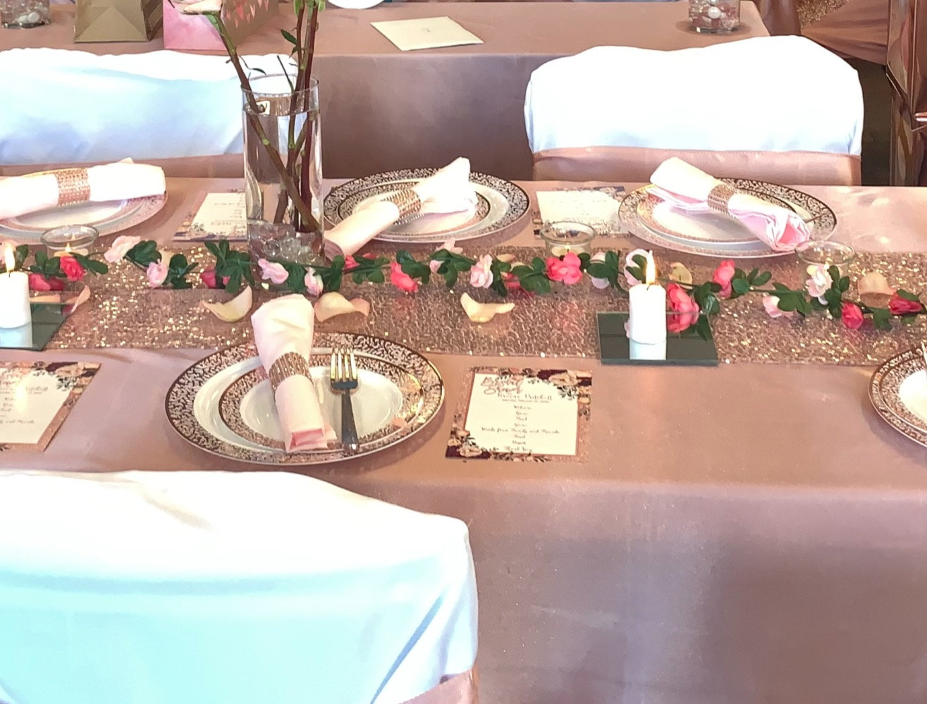 Wedding Related Event Planning