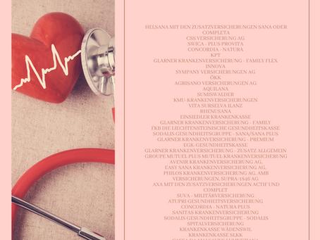 Krankenkassenanerkennung