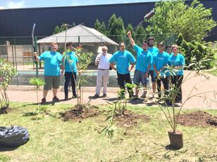 Voluntariado Corporativo de Pampa Energía en Mano Amiga
