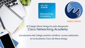 Cisco y Mano Amiga unidos en la educación digital