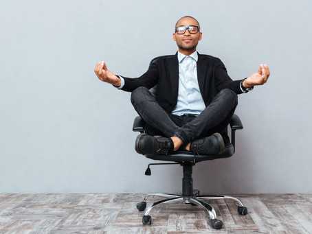 5 Ways Workplace Wellness Can Improve With Online Yoga And Meditation