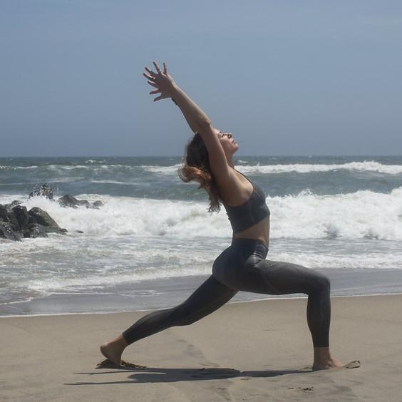 Summer Solstice Yoga Series (June 18-20)