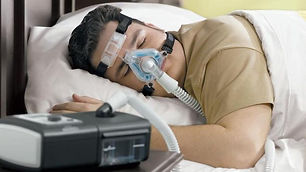 Example of a CPAP