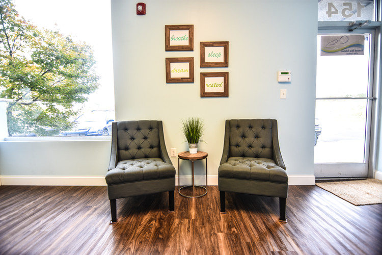 Concord office lobby