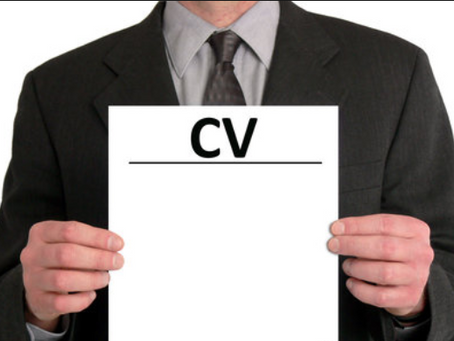 Your brand on your CV