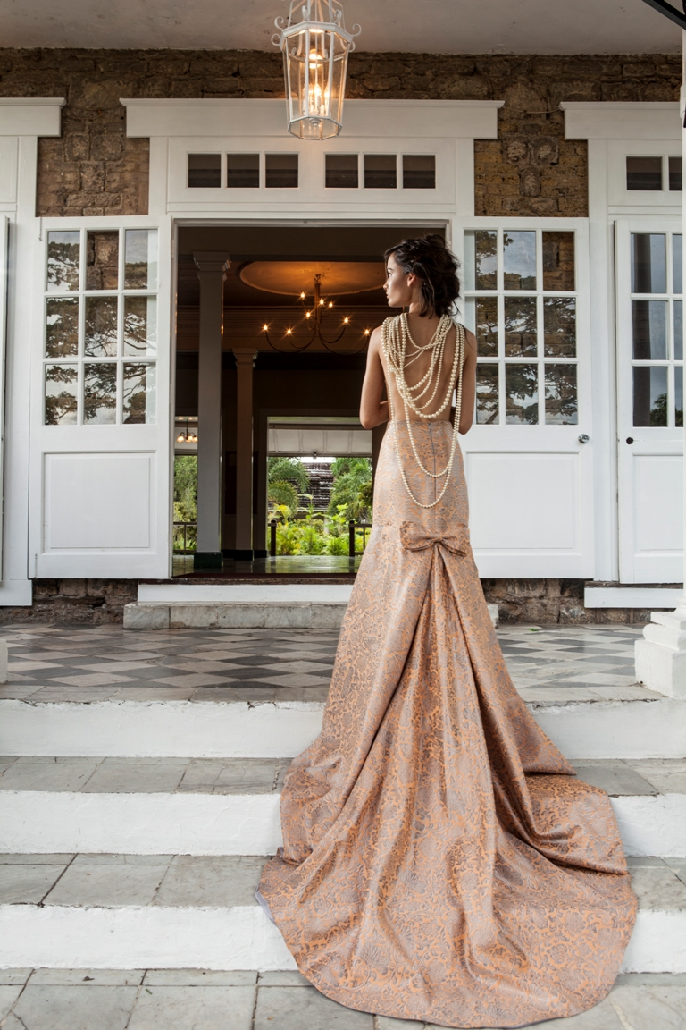 Claudia Pegus Bridal Collection