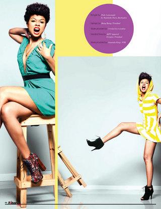 Filtered Fashion Magazine 2012