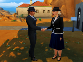 Capítulo 5 - O Mistério do casal Breton