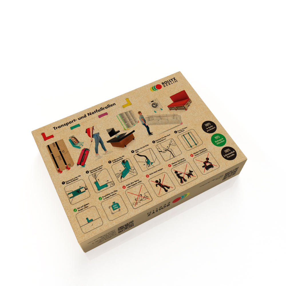 Karton-Zu