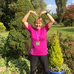 Alison a Forest Fit Club member