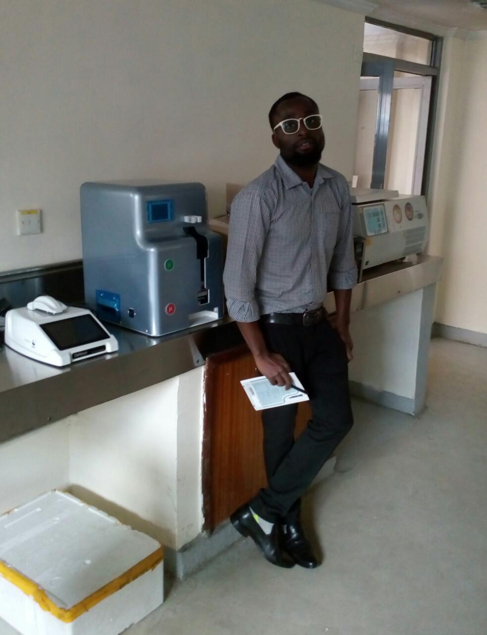 Sample Bio-Banker