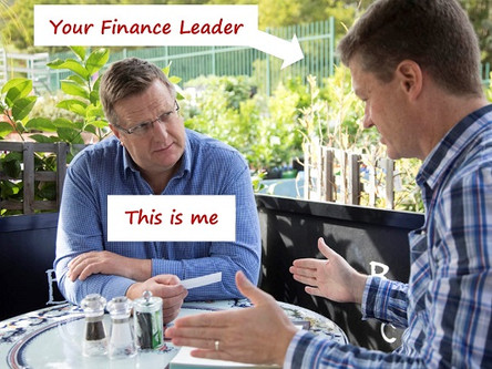 Coaching Finance Leaders to be Strategic Partners