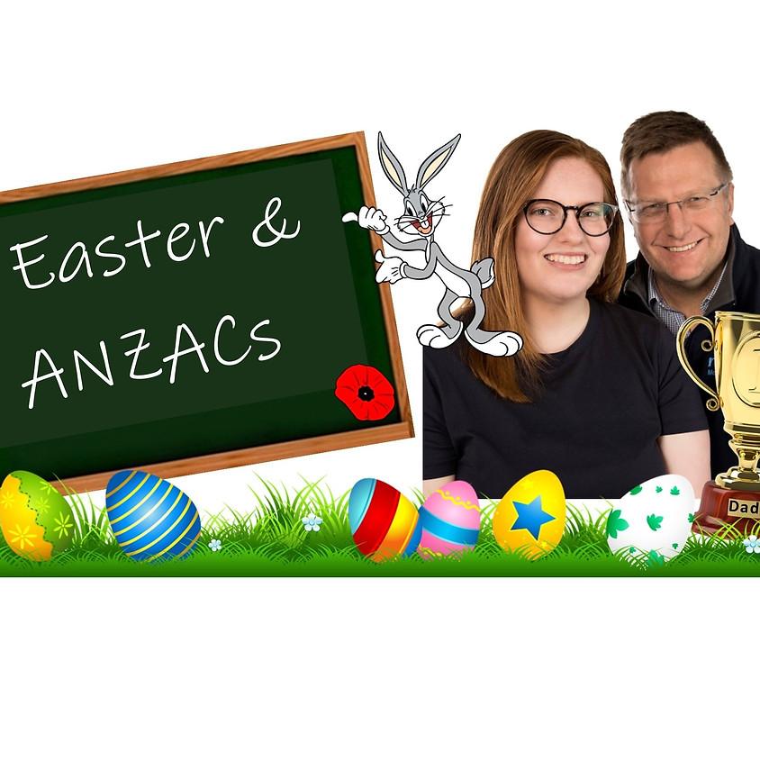Easter & ANZACs Charity Quiz Night
