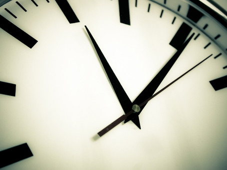 Tick Tock Goes the Clock.