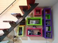 Edvertica Office Shelf