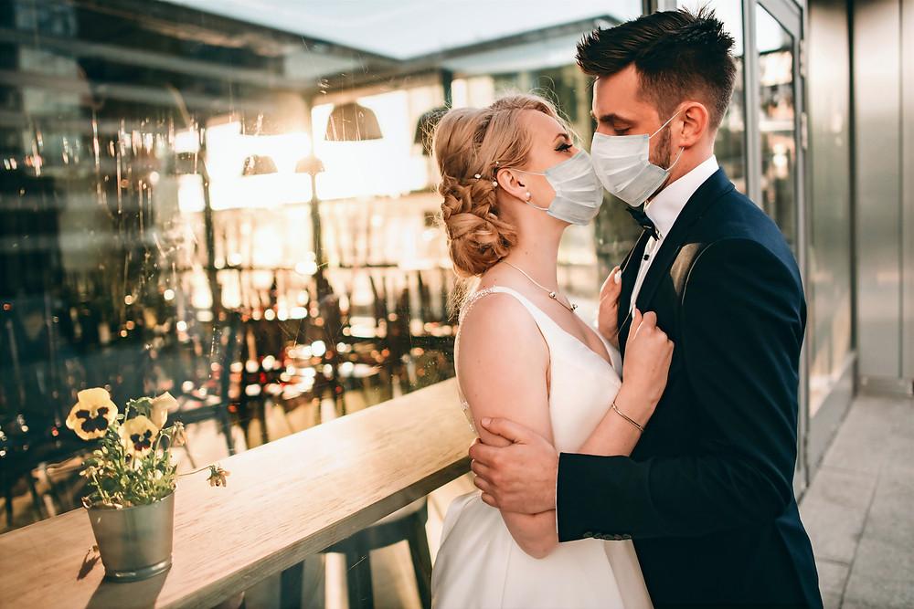 Hochzeit feiern trotz Corona