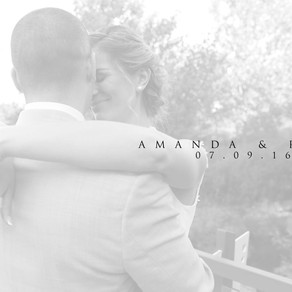 Amanda & Ryan's Wedding
