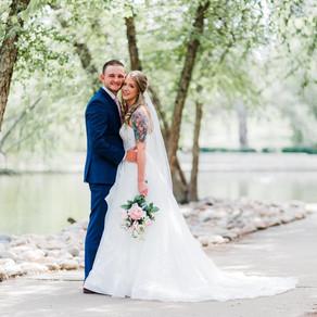 Ruby & Robert's wedding