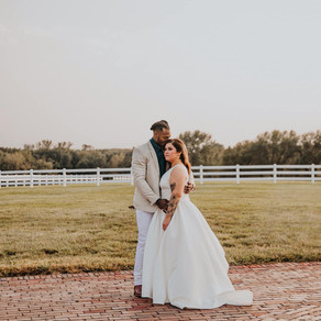 Leigha & Chris's Wedding 9.21.19