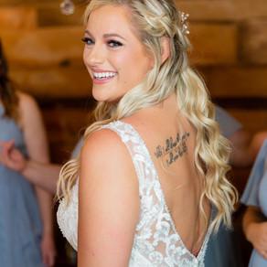Tabitha & Tyler's Wedding 9.19.20
