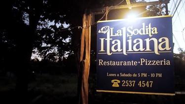 La Sodita Italiana - Brasilito, Guanacaste