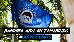 Bandera Azul en Tamarindo