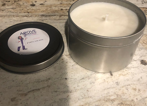Lavender Scented Calming Candles