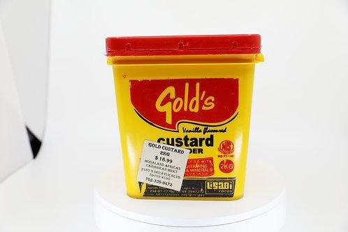 GOLDS CUSTARD
