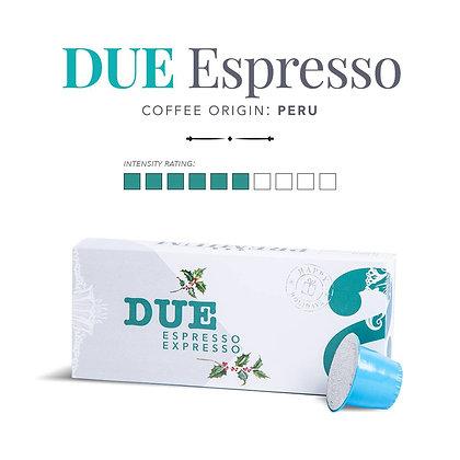 DUE Espresso