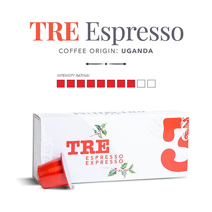 TRE Espresso