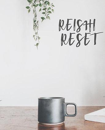 Reishi Reset