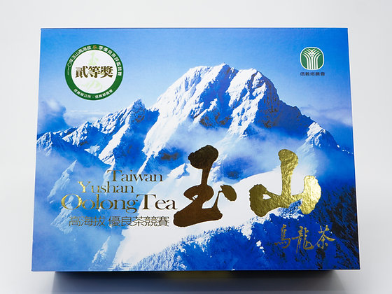 Yushan Competition oolong