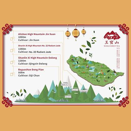 Taiwan Cultivars Experience