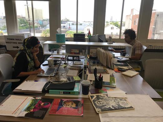 Co-Working Desk