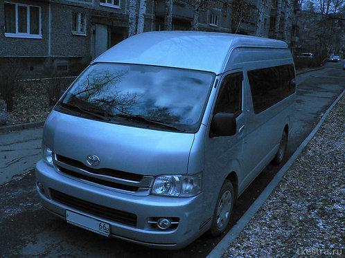 Микроавтобус Toyota Hiace