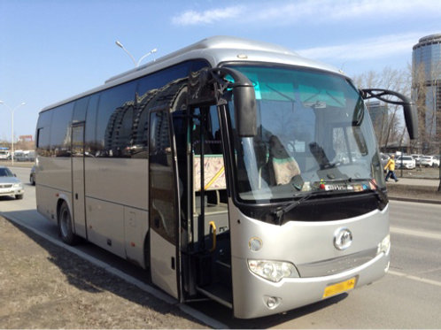 Автобус HIGER (35)