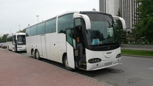 автобус скания-49 фото