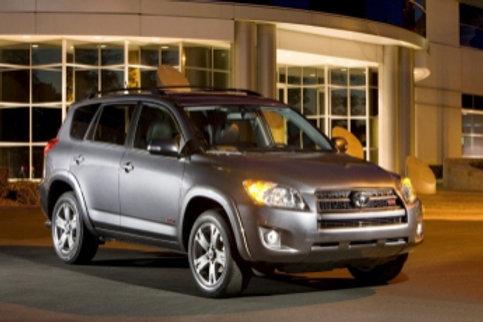 Внедорожник Toyota RAV4