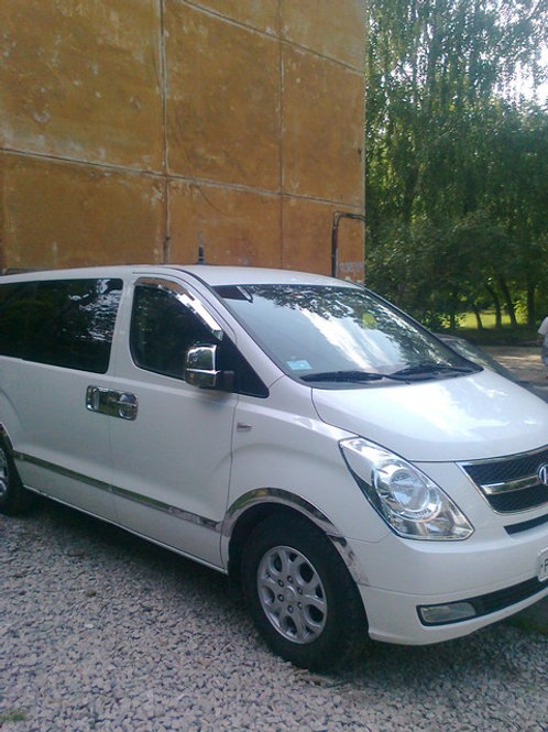 Микроавтобус Hyundai Starex
