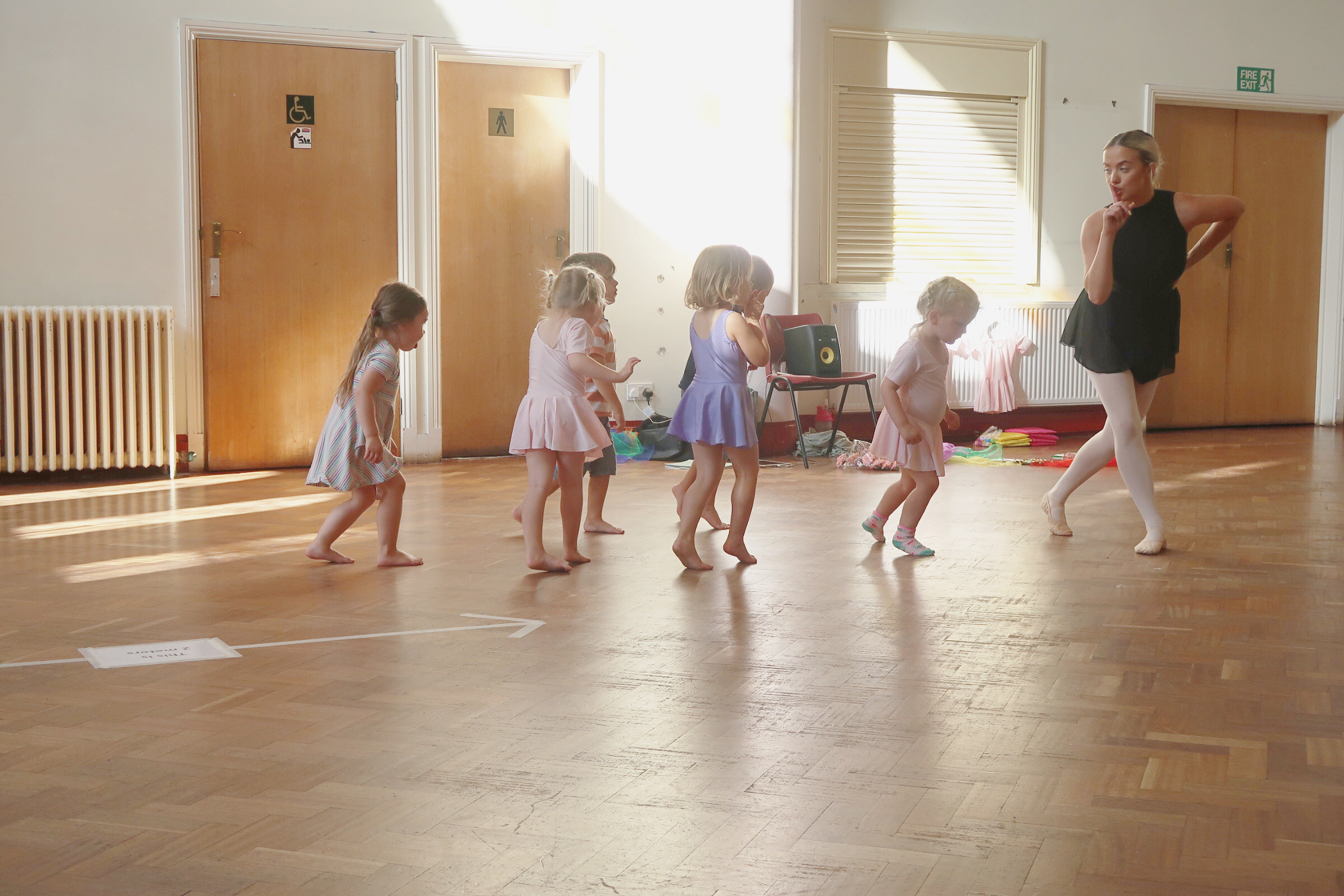 Ballet / Bromley / 3-5yrs
