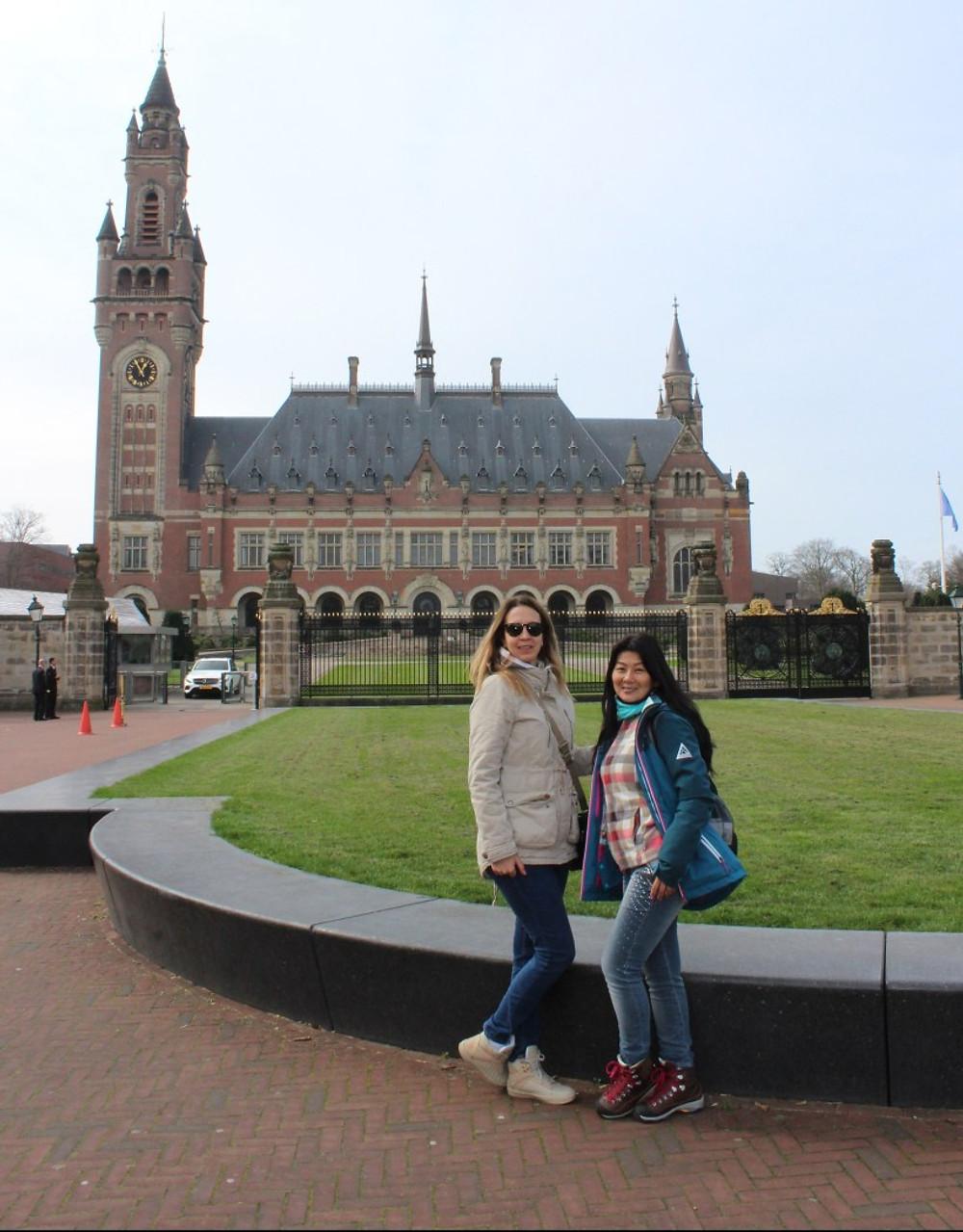 Tour em Haia- Peace Palace