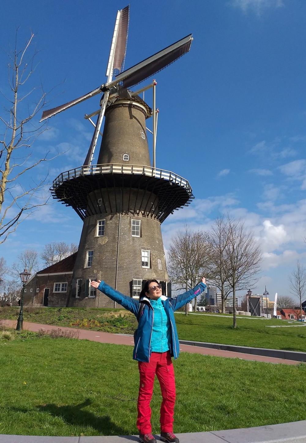 Tour na Holanda