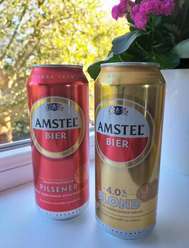 Cerveja Amstel
