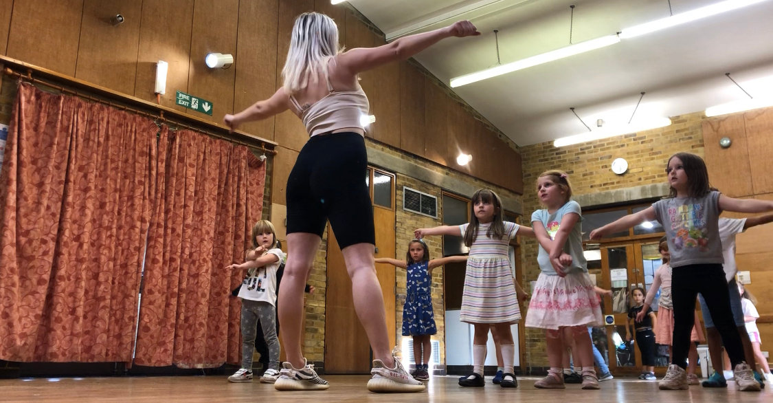 Hip Hop, / Hither Green / 3-5yrs