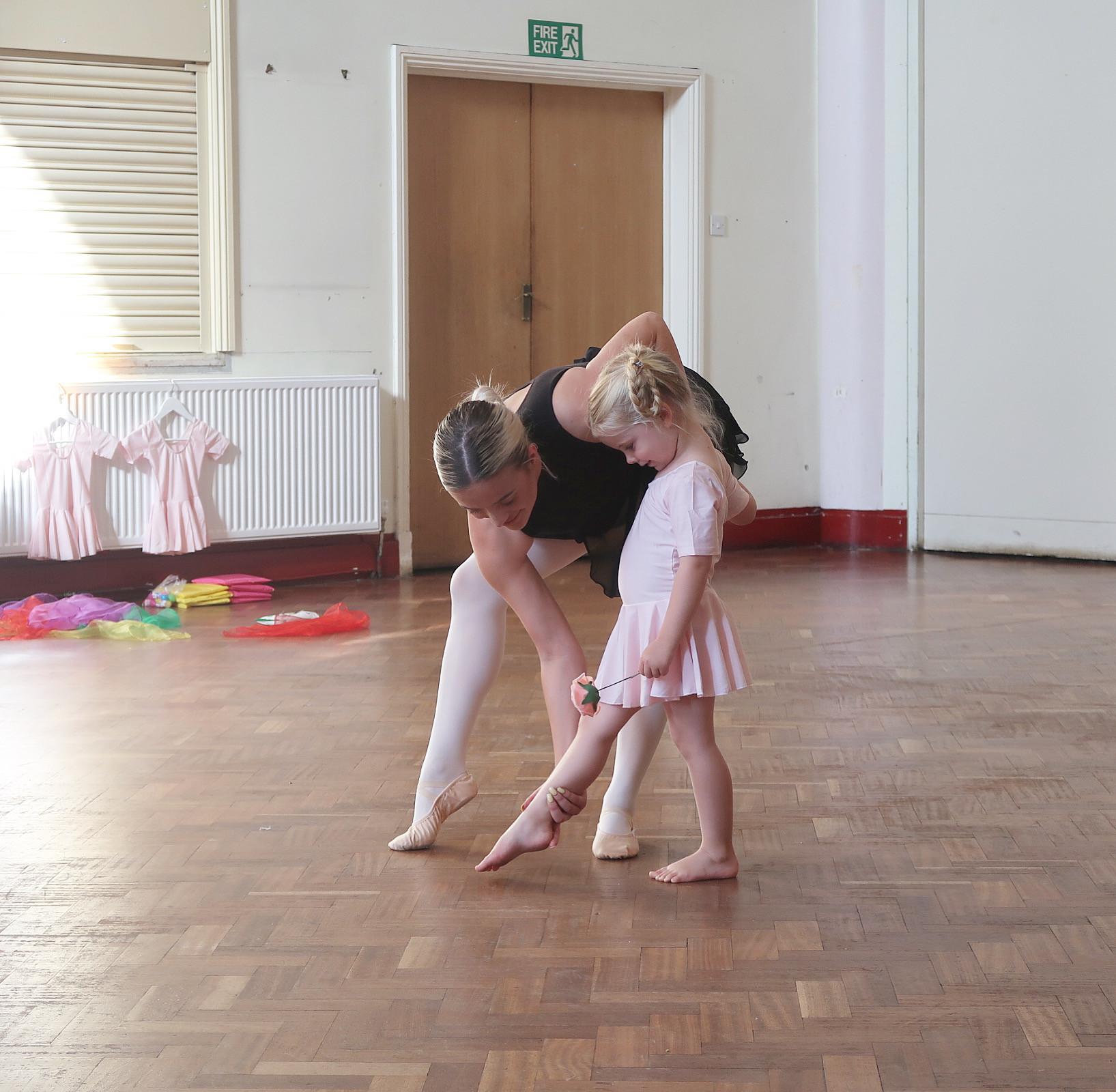 Ballet / Greenwich / 3-5yrs
