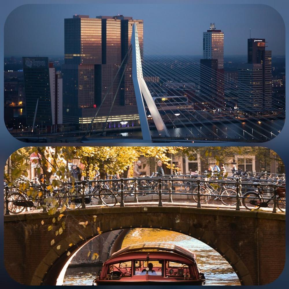 Rotterdam x Amsterdam