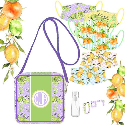 Tutti Frutti Lime - Lavender